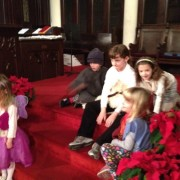 Christmas Pageant 2012