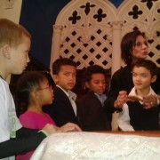 Thanksgiving Worship Featuring Alexander Robertson School Students