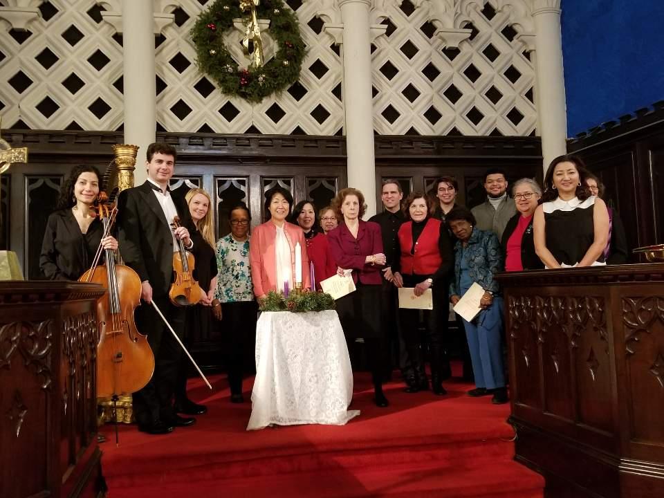 Music at Second Presbyterian Church
